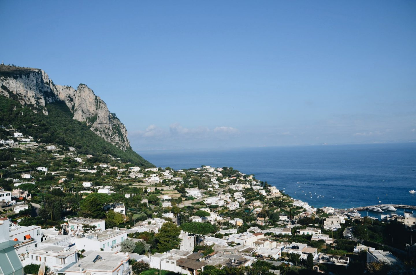 Day Trip To Capri!