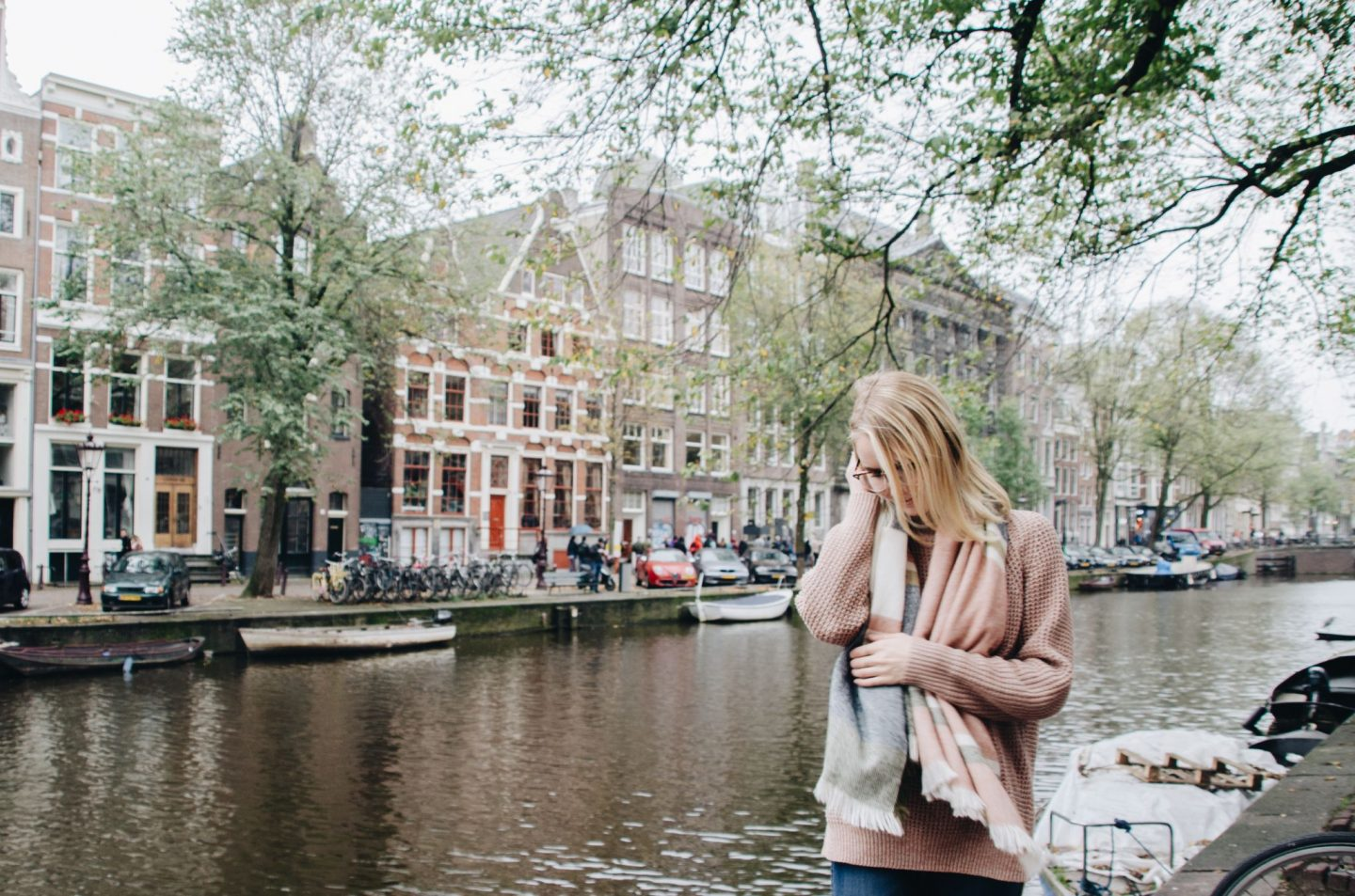 Falling For Amsterdam